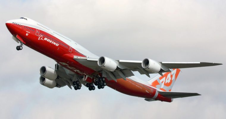 El avión comercial más rápido de la actualidad