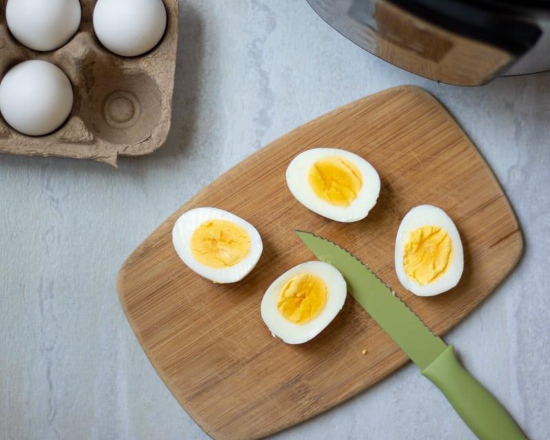La correcta cocción de los huevos