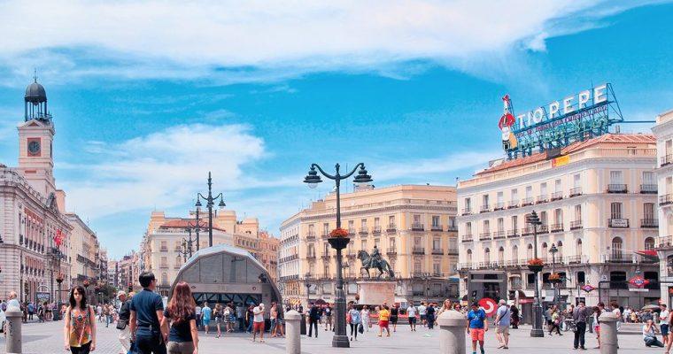 Fácil guía de viaje para Madrid