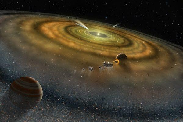 ¿Hay un nuevo planeta en nuestro sistema solar?
