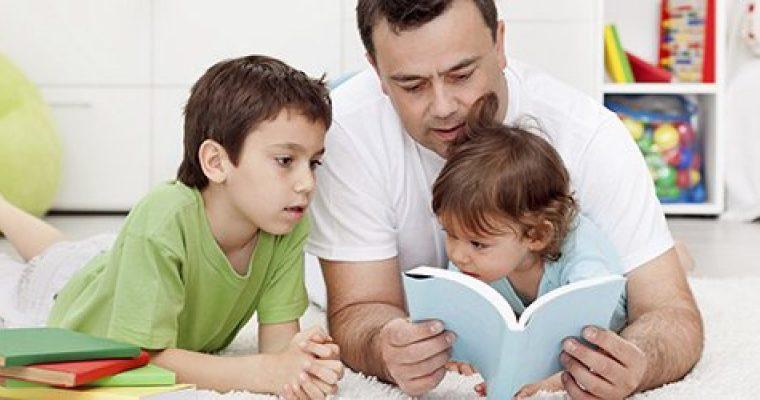 Razones para motivar a tus hijos en el hábito de la lectura