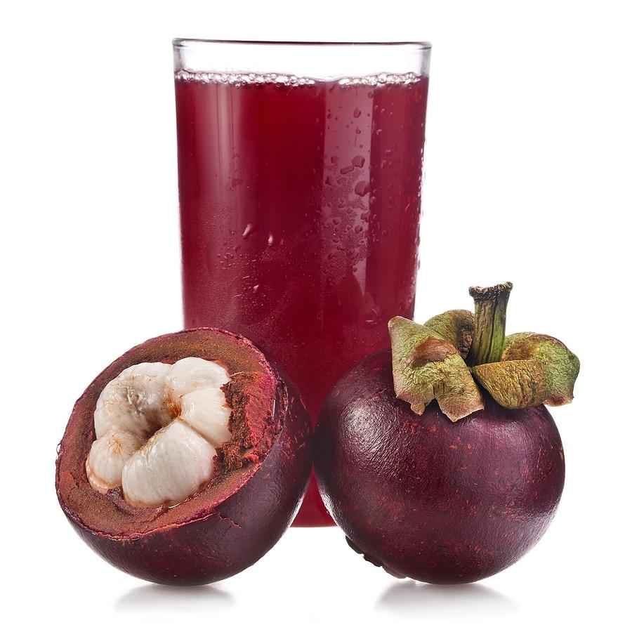 Conoce las propiedades medicinales del jugo de mangostán