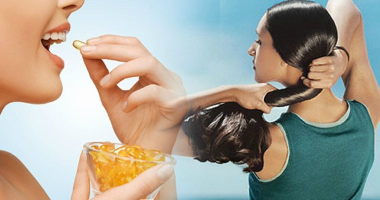 Beneficios de la vitamina E para lucir un cabello hidratado y abundante