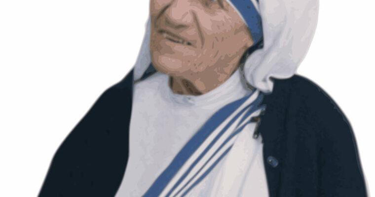 Vida de la Madre Teresa de Calcuta, amada y odiada