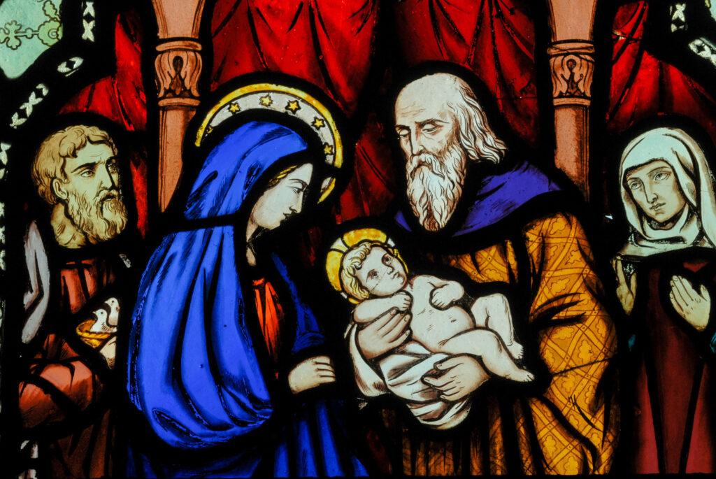 Virgen María o Magnífica