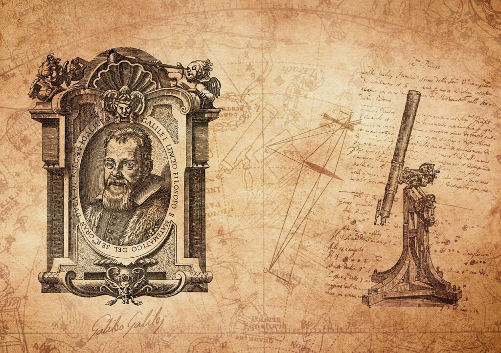 Historia de Galileo Galilei